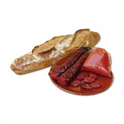 Chorizo riojano dulce